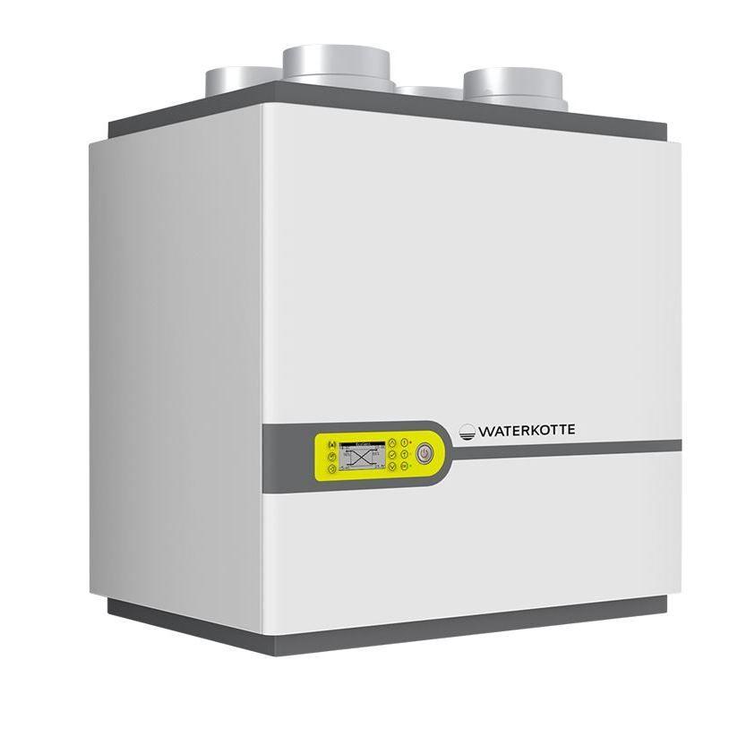 Вентиляційна установка з рекуперацією Вентиляційна установка з рекуперацією ECOVENT