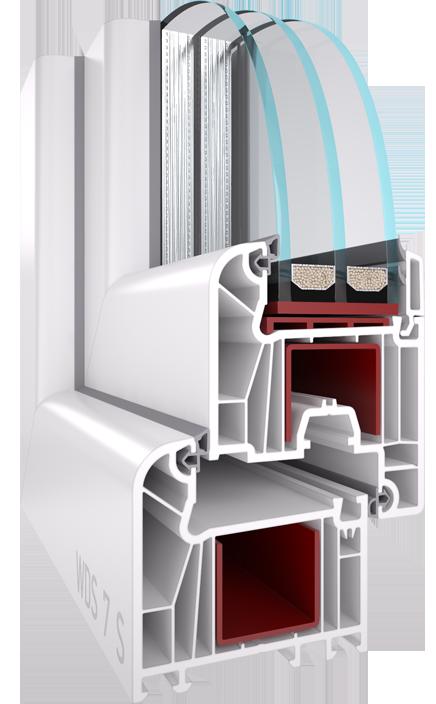 Віконна система WDS 7 SERIES